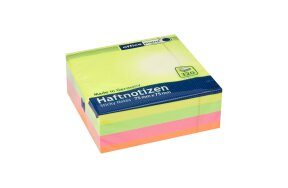 NEON CUBE OFFICE POINT 76x76mm